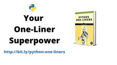 Your Python One-Liner Superpower