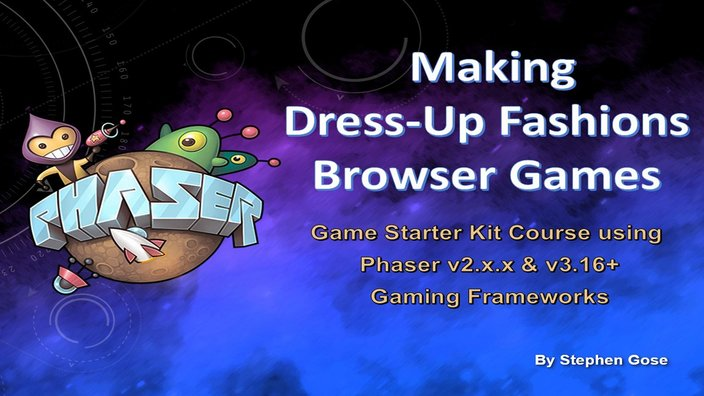 Making Online Dress-UP Fashion Games