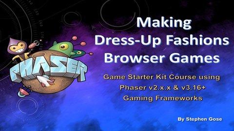 Making Online Dress-UP Fashion Games