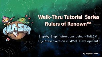 """Walk-Thru Tutorial Series"" - Rulers of Renown™ (IGM)"