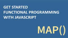 Get Started Functional Programming with JavaScript - map()