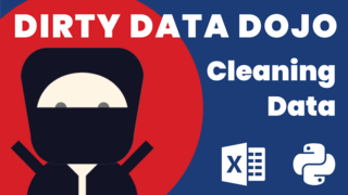 Dirty Data Dojo: Cleaning Data (Excel & Python)