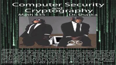 Hyrje ne Kriptografi