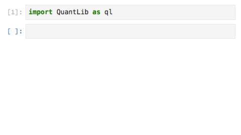 Introduction to QuantLib in Python