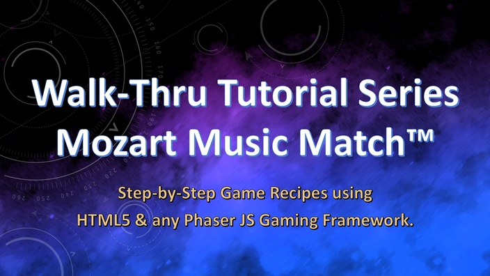 """Walk-Thru Tutorial Series"" - Mozart's Music Match"